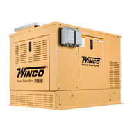 WINCO PSS8B2W 8kW Generator with Solar Charger