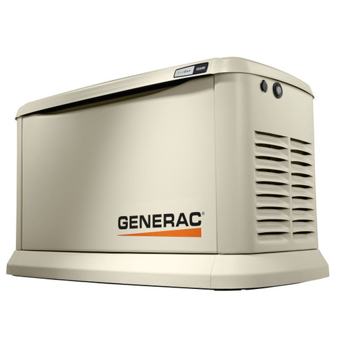 Generac 7163 15kW EcoGen Generator with Wi-Fi (for Off Grid Applications)