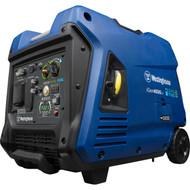Westinghouse iGen4500DF 3700W Dual Fuel Electric Start Portable Inverter Generator