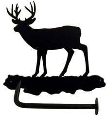 Deer Buck Toilet Tissue Holder