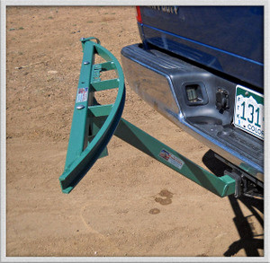 Diy Greenhouse Tubing Bender Truck Hitch Attachment