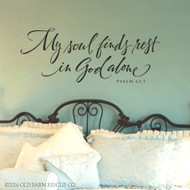 Psalm 62:1 close