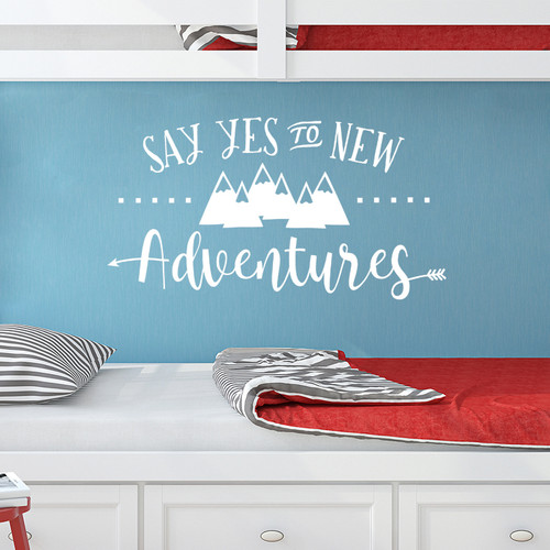 kids adventure decal