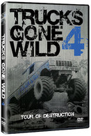 TRUCKS GONE WILD VOL. 4 - DVD