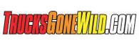 """TrucksGoneWild.com 12"""" Sticker"""