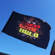 Tucks Gone Wild 3' X 5' FLAG