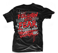 TGW FOLLOW WITH FEAR TEE
