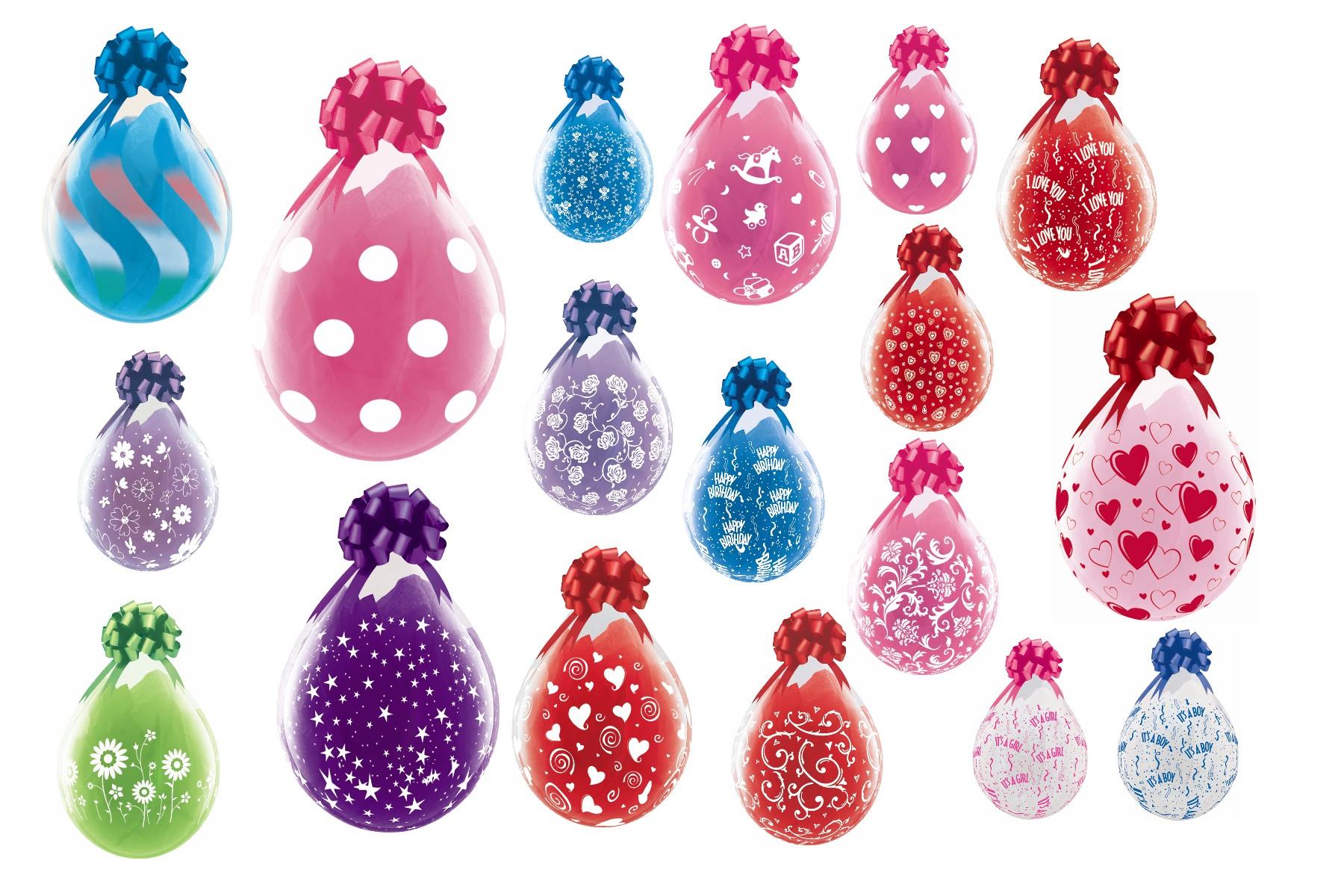 Stuffing Balloons 18\