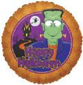 "18"" Frankenstein Helium Foil Balloons 1ct #88027"