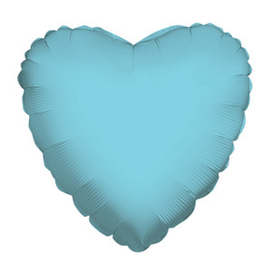 light blue heart balloons light blue mylar heart balloons baby blue foil heart balloons