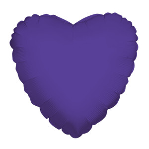 purple heart balloons