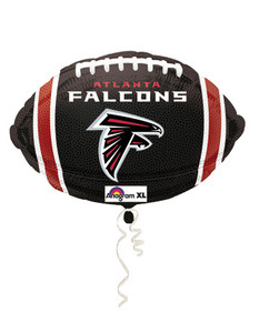 "18"" Atlanta Falcons Balloon 1ct SPECIAL #26141"