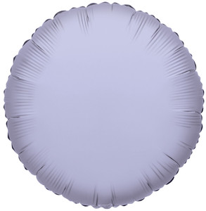 "18"" Lilac Circle Foil Balloon 1ct #34055"