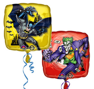 batman joker balloons