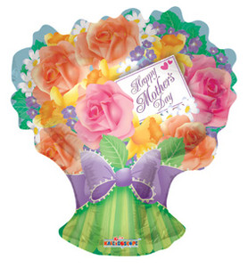 "28"" Mother's Day Roses 1ct #84270"
