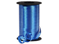 "Royal Blue Wide Curling Ribbon 3/8""x750' #312"