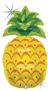 "37"" Pineapple Shape Balloons 1ct #85583"