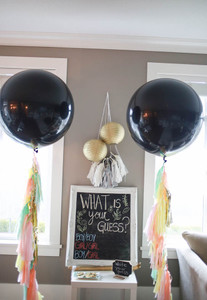 Gender Reveal Balloons 36""