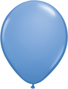 "5"" Qualatex Periwinkle Latex Balloons 100Bag #48956-5"