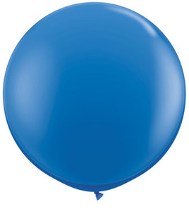 "36"" Qualatex Dark Blue Balloons 1ct #41996"