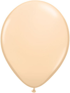 "16"" Qualatex Blush 50ct"