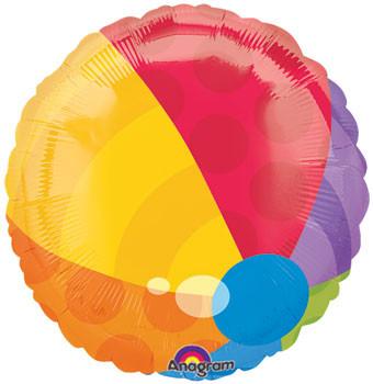 beach ball balloon