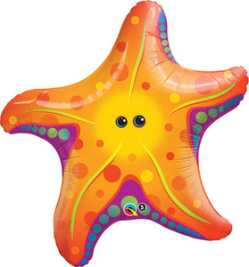 Jumbo Star Fish Shape Balloon #35373