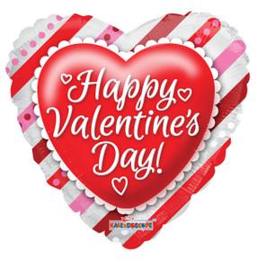 Valentine Mylar Balloons