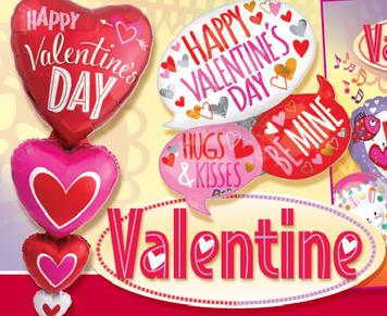 Wholesale Valentine Balloons
