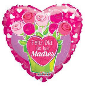 """18"""" Feliz Dia e Las Madres 1ct #84277"""