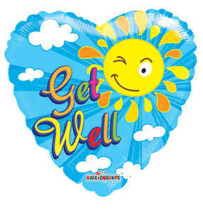 wholesale get well balloons