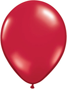 ruby red balloons