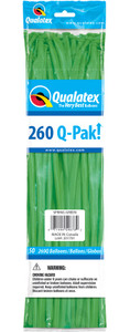 260q winter green qpack