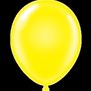 "9"" Latex Balloon (Standard Colors) - Custom Balloon Printing"