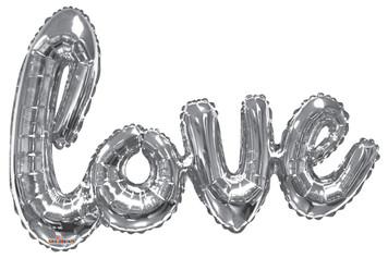 love script balloons