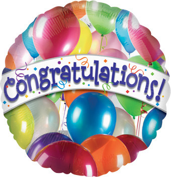 Image result for congratulations balloons images