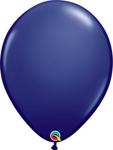 navy balloons