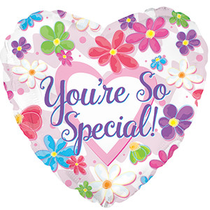"""9"""" You're So Special Flowers Air Fill 1ct #224233"""