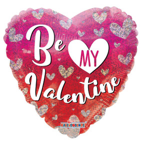 be my valentine balloons