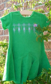 Picky Cotton Terry Baby Dress