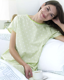 Finlay Hospital Labor and Delivery Gown