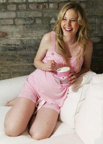 Pink Nursing Cami and Short Pajama Set