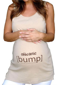 Bump Organic Maternity Tank Top