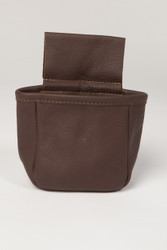 Soft Single Pouch- Brown