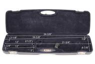 Negrini O/U Sporter Combo Shotgun Case – 1654LR-2C/5464