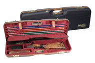 Negrini OU Deluxe Skeet Single Shotgun Case + Tube Set – 1659LX-TUBE/5268