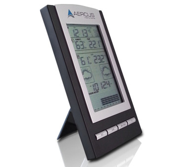 Aercus Instruments™ WS1173 Desktop Weather Station