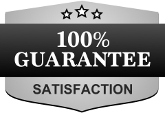 Quality and Satisfaction Guaranteed!