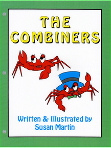 The Combiners, 79 pages, gr. 1-6
