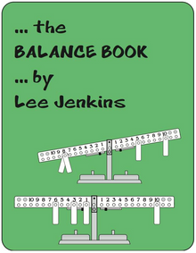 Balance Book, 36 pages, K-9